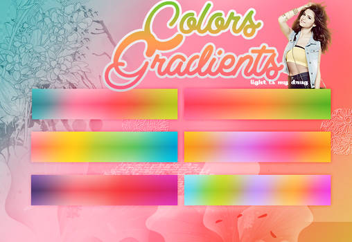 Colors Gradients
