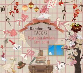Random PNG Pack #2 by Kyantsu