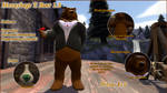 TSOS Donation Shop - Moneybags the Bear ($ DL) by TyrakatheDragonFan