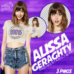 PNG PACK #3 - Female Model (Alissa Geraghty)