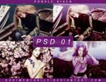PSD #1 - Purple River
