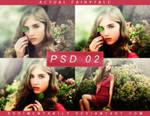 PSD #2 - Actual Fairytale