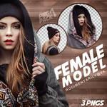 PNG PACK #7 - Female Model