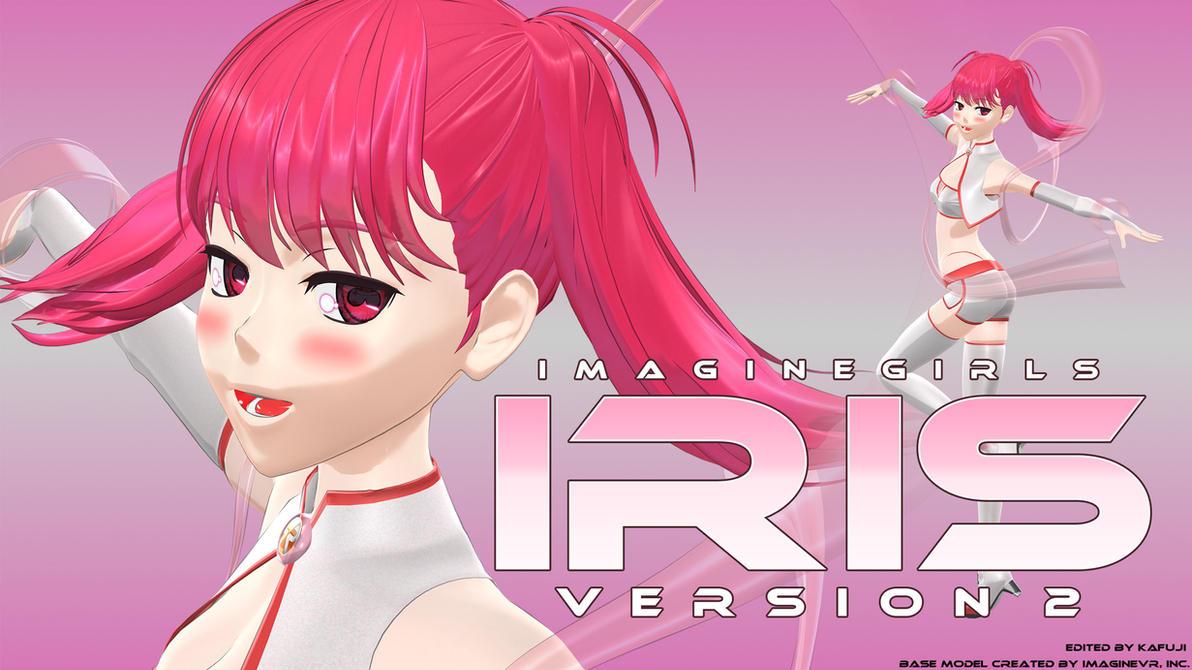 ImagineGirls Iris Version 2 (DL, Free) by kafuji