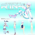 ImagineGirls R1N4 Version 2 (DL)