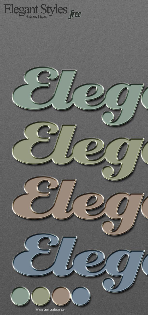 Elegant Styles by IvaxXx