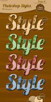 Photoshop Styles - 1