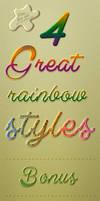 Rainbow Styles v2