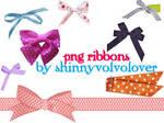 png ribbons