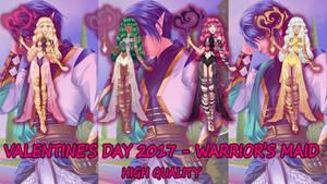 ELDARYA - Pack Warrior's Maid