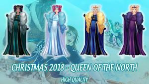 ELDARYA - Pack Queen of the North