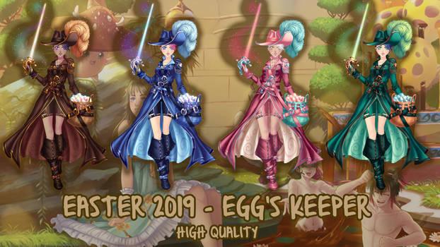 ELDARYA - Pack Egg's Keeper
