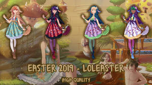 ELDARYA - Pack Loleaster
