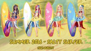ELDARYA - Pack Salty Surfer