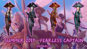 ELDARYA - Pack Fearless Captain