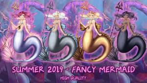 ELDARYA - Pack Fancy Mermaid
