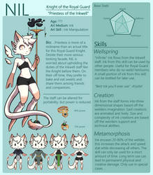 NIL Ability and Skill Sheet