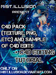 C4D Pack with TUTORIAL