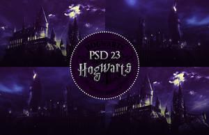 PSD 23 - Hogwarts