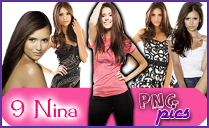 Nina PNG pack1 by bocicsokiND