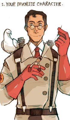 Voodoo Doll- Medic x Reader by Emi-KittyKitty on DeviantArt