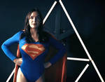 Superwoman Strikes the Pose 02