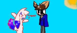 Friend! by DaniWolf9005