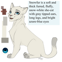 Snowfur by PureSpiritFlower