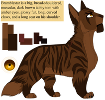 Bramblestar by PureSpiritFlower