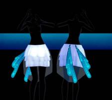 [MMD] Skirt -DOWN-