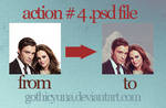 Action N4 .psd file