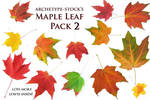 Maple Leaves Pack 2