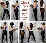 Wizard Work Stock Pack