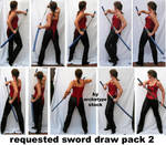 Requested Sword Draw Pack 2