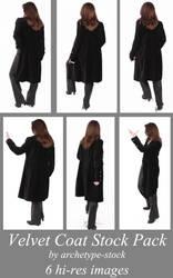 Velvet Coat Stock Pack