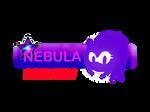 Gift: Nebula button by AnnaDaWolf14