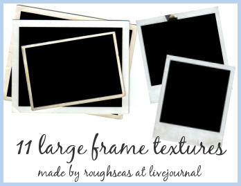 Large frame textures