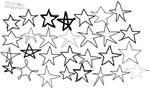 29 Star Brushes.