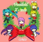 Vocaloid Xmas ::Doujinshi:: by YoshiyukiMaeno