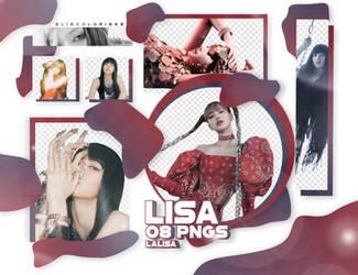 LISA LALISA PNG PACK #231