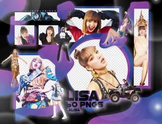 LISA LALISA MV PNG PACK #232