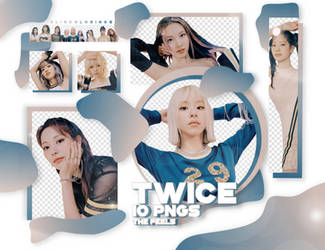 TWICE The Feels 2 PNG PACK #236