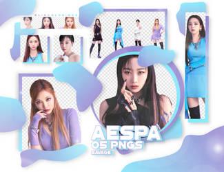 AESPA SAVAGE 2 PNG PACK #240
