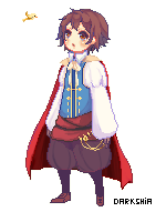 MM: Animated Shin Pixel Doll