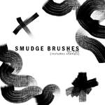 Paint Smudge Brushes for PSP