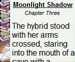 Moonlight Shadow (2015): Chapter Three by Teela-Y