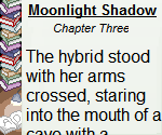 Moonlight Shadow (2015): Chapter Three by Teela-Y