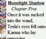 Moonlight Shadow (2015): Chapter Five by Teela-Y