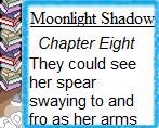 Moonlight Shadow (2015): Chapter Eight by Teela-Y