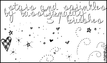 Stars and Sprinkles by basstronauty